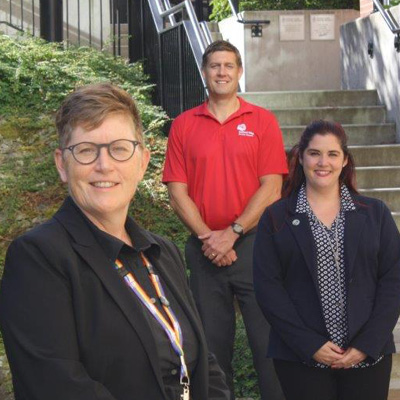 United Way celebrates Island Health as it kicks off its annual workplace giving campaign during uncertain times