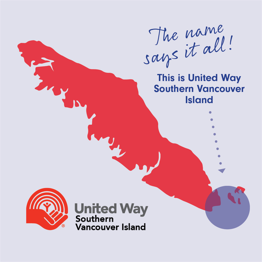 The Name Says it All – United Way Southern Vancouver Island