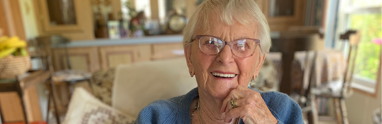 More than Meals Brings Smiles to Seniors